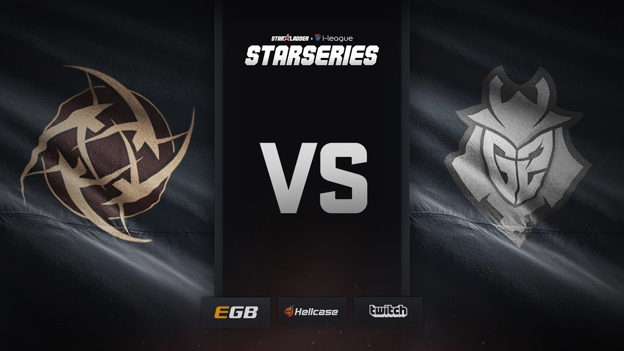 [EN] NiP vs G2, inferno, SL i-League StarSeries Season 3 Finals