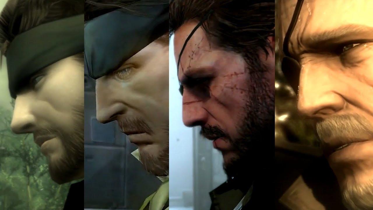 Metal Gear Story Of Big Boss