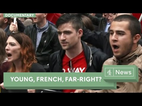 Far-right documentary: Could young people guide Le Pen to French election victory?