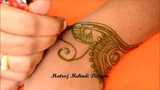 Easy Arabic Mehndi Designs For Hands#Simple Arabic Mehndi Designs#Mehndi Designs