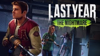 First Look: Last Year The Nightmare - Jest Bosko! || Official Gameplay Reveal w/ Tomek90