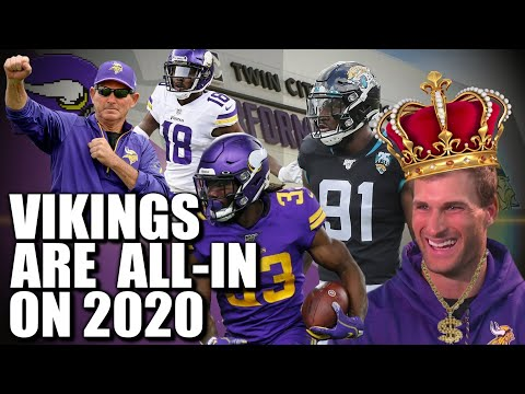 Vikings Are ALL-IN On 2020