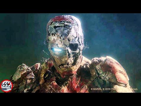 IRON MAN Is Not Dead? | Explained In Hindi | SuperHero Talks