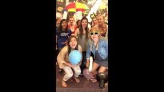 Kiss You - One Direction - Interns LipDub