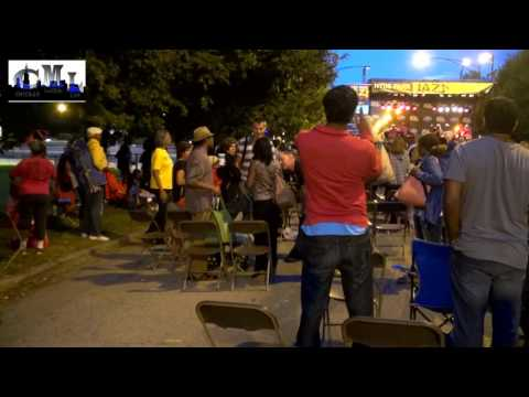 Hyde Park Jazz Festival #16