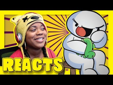 Monsters You Didnt Know Were Under Your Bed by TheOdd1sOut | StoryTime Animation Reaction