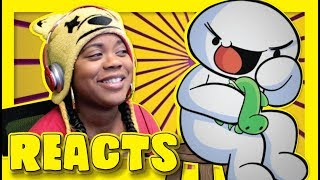 Monsters You Didn't Know Were Under Your Bed by TheOdd1sOut | StoryTime Animation Reaction