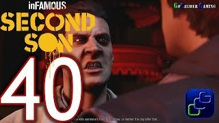 inFAMOUS: Second Son PS4 Walkthrough - Part 40 - Go Fetch, Light it Up