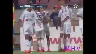 Raja Vs Al Ismaily (Egypte) 1-0 UNAF buts 2017 Video