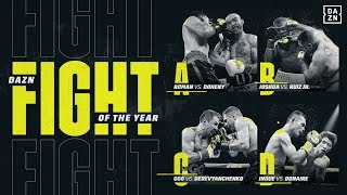 The 2019 Fights Of The Year In Boxing