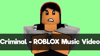 Britney Spears - Criminal - ROBLOX MUSIC VIDEO