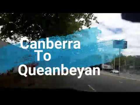 Canberra To Queanbeyan