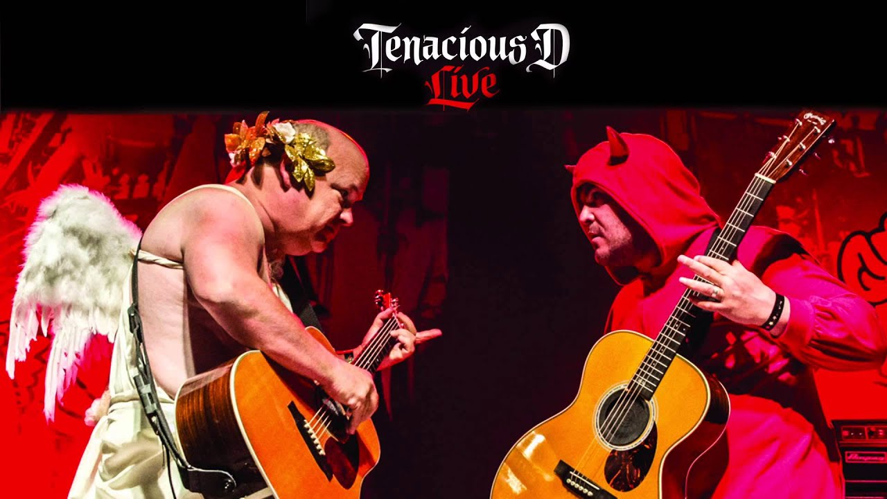 Tenacious D Live Album - 10 Tribute - YouTube