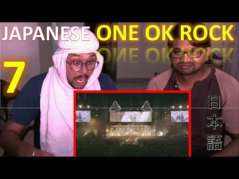 ONE OK ROCK   完全感覚Dreamer 'Mighty Long Fall at Yokohama Stadium Reaction By DJTR