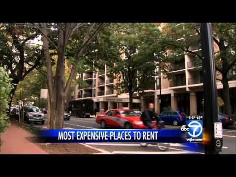 D.C.'s Foggy Bottom among most expensive places to live for renters