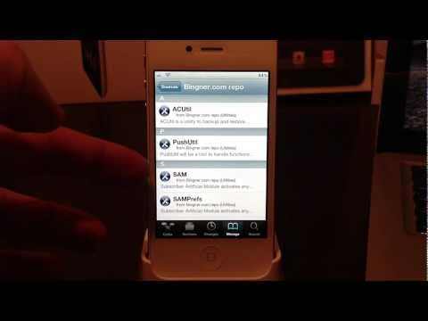 Unlock Any Jailbroken iPhone On iOS 5 Or Higher