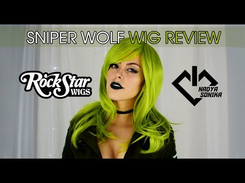 Rockstar Wig Review - Sniper Wolf