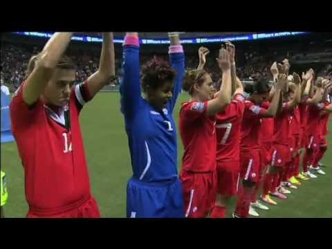 2012 BMO Canadian Players of the Year: Christine Sinclair