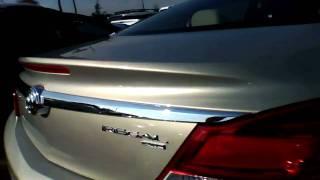 2011 Buick Regal Quick Tour, Start Up, & Rev - 4k