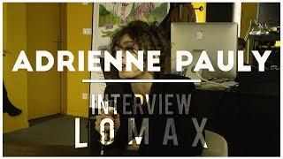 adrienne Pauly интервью