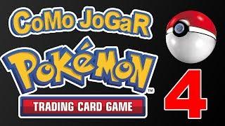 Como jogar Pokémon TCG - Cartas treinador (4-10)
