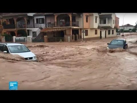 شاهدوا صورا من الفيضانات التي اجتاحت ليومين جنوب شرق إسبانيا  - نشر قبل 3 ساعة