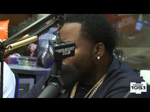 Sean Kingston Interview On The Breakfast Club   Power 105 1 FM