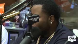 Baixar Sean Kingston Interview On The Breakfast Club   Power 105 1 FM
