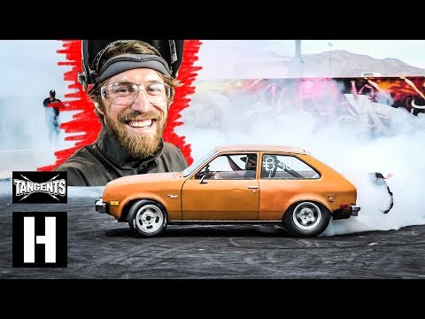 1000hp Chevy Chevette and Welding 101 with Danger Dan