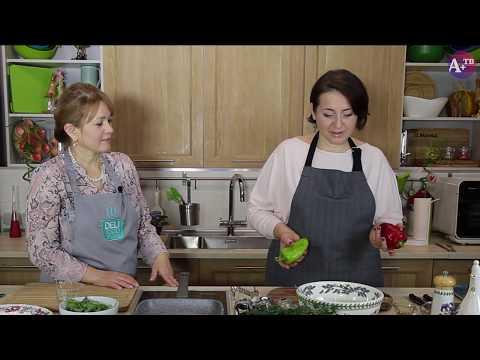 Самый вкусный и красивый салат! Уникальный рецепт! Такого вы еще не видели! Быстро,вкусно,красиво!