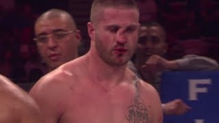 MASSIVE KO & BROKEN NOSE - IT'S SHOWTIME 57 BRUSSELS (30-06-2012)