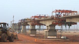 שיכון ובינוי - ניגריה: גשר לוקו