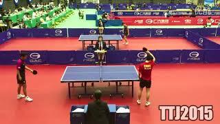 [20150627] MA Long vs SHANG Kun | MS-R16 | 2015 Japan Open | The Third Game