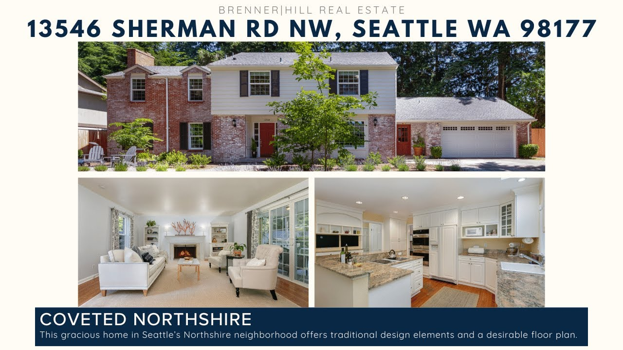 13546 Sherman Rd NW, Seattle WA 98177 MLS# 1618820 BrennerHill
