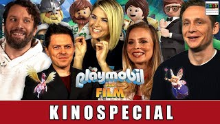 Playmobil: Der Film - Kinospecial I Matthias Schweighöfer I Christian Ulmen