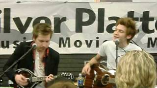A Rocket To The Moon - Baby Blue Eyes (Acoustic)