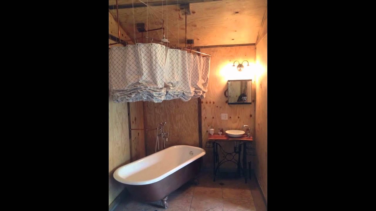 Bathroom Remodel Ideas With Clawfoot Tub clawfoot tub bathroom remodeling designs ideas with pictures - youtube