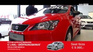 Autohaus Priewasser SEAT WORLD RIED