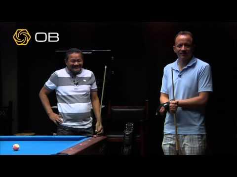 OB Presents TAR Podcast #39 Efren Reyes and Shane Van Boening