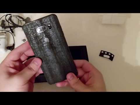 LG V30+ Unboxing & dbrand Skin (Deutsch)