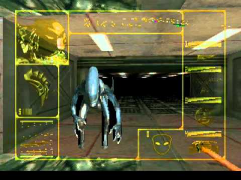 Atari Jaguar Longplay 02 Aliens Vs Predator Part 1 Of 2