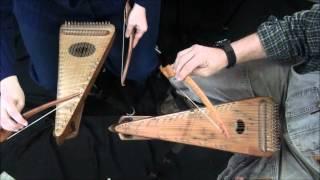 Tennessee Waltz - Tenor Bowed Psaltery Duet