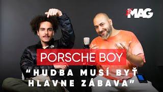 Porsche Boy: Hudba musí byť hlavne zábava