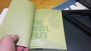 Star Wars The Rebel Files Deluxe Edition review