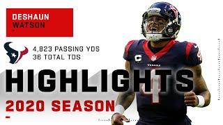 Deshaun Watson Full Season Highlights