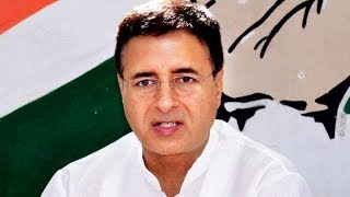Randeep Surjewala: BJP's ideology is not right, People of Gujarat unhappy with BJP  India News Manch