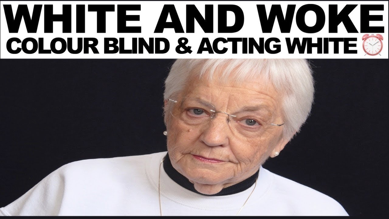 JANE ELLIOT - WHITE AND WOKE ⏰ - COLOUR BLIND AND ACTING WHITE