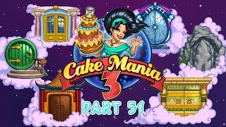 Cake Mania 3 - Gameplay Part 51 (Day 1) Future Cake