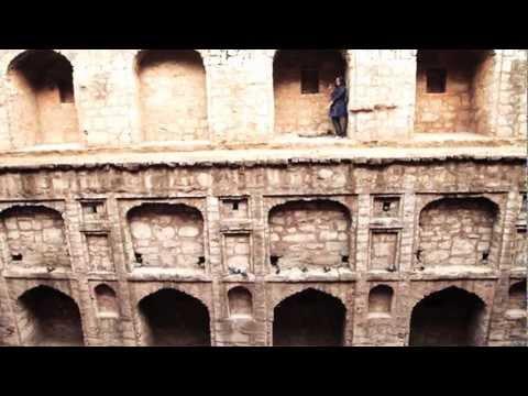 Queens Stepwell-Hidden Secrets of New Delhi