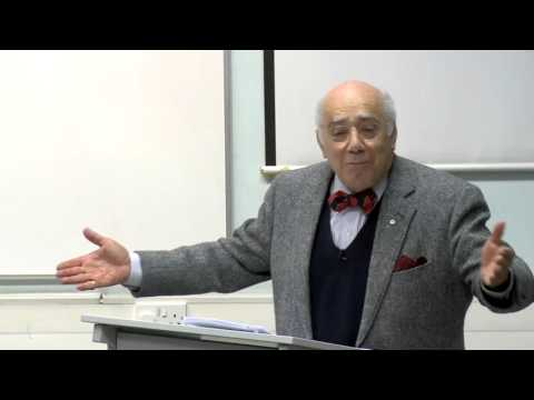 Lecture 2 - Why I Prefer History - Marrus - Bogdanow Lectures 2016